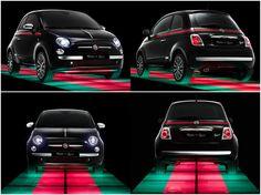 Fiat 500 Gucci edition.-Love! But white convertible please Fiat 500 Gucci, f0e5800425f