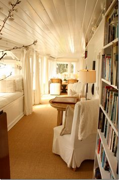 S's bedrm. love this creamy-dreamy space!