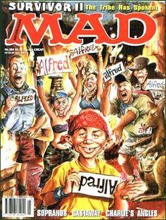 Australian MAD Magazine #384 | MADtrash.com