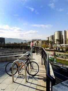 Deusto en Bilbao desde Zubiarte por Donibane
