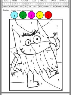 Preschool Art Activities, Emotional Child, English Worksheets For Kids, Pencil Toppers, Monster, Arts And Crafts, Feelings, Paper Crafts For Kids, Colouring In