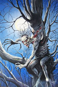 Iron Maiden: Fear Of The Dark artwork