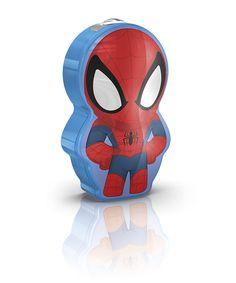 Flash light Spider-Man