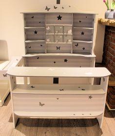 kaufladen wei grau sterne kaufmannsladen pinterest. Black Bedroom Furniture Sets. Home Design Ideas