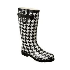 Houndstooth...nothing else need be said except maybe RTR