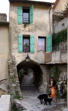 Gorbio, Provence-Alpes-Côte d'Azur, France