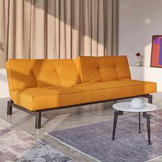 Sofa Design, Outdoor Sofa, Outdoor Furniture, Outdoor Decor, Innovation Living, Textiles, Curry, Home Decor, Modern Retro