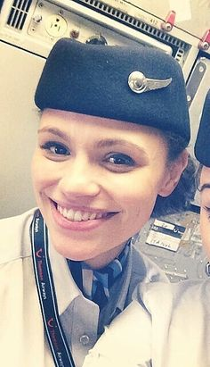 Cute beyond measure - Thomson Airways [Dreamliner] cabin crew. Thomson Airways, Travel Flights, Vintage Air, Cabin Crew, Air Travel, Flight Attendant, Adventure Awaits, North America, Aviation
