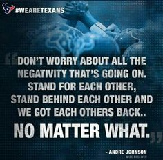 Go Texans:)