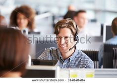 Call Centre Stock Photos, Images, & Pictures | Shutterstock
