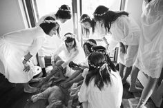 beautiful photo  |  lee hyori wedding