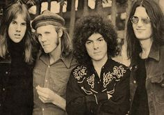 Ambrosia was a California, United States band formed by David Pack (guitars, vocals), Christopher North (keyboards), Burleigh Drummond (drums) and Joe Puerta (bass, vocals).