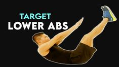 Abs Workout Routines, Workout Guide, Workout Challenge, Workout Videos, Gym Workouts, Exercise For Lower Belly, Best Lower Ab Exercises, Lower Abs, Glutes