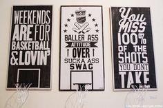 Baller ass attitude over sucka ass swag
