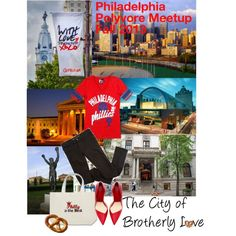 """Philadelphia Polyvore Meetup Fall 2013"" by bloggablegirl on Polyvore"