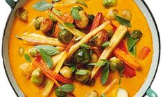 Meera Sodha's vegan recipe for Christmas veg Penang curry   Life and style   The Guardian