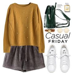 """""""Casual Friday"""" by oshint ❤ liked on Polyvore featuring Victoria Beckham and Gucci"""
