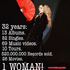 #Madonna #RebelHeartTour @JamesCiccone #BitchImMadonna