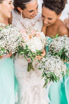 Happiest Moment #bridalandbridesmaidsbouquets #beautifulbouquets #weddingflowers @weddingflowersphuket. https://weddingflowersphuket.com?utm_content=bufferb36c8&utm_medium=social&utm_source=pinterest.com&utm_campaign=buffer