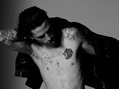 ashstymest-london:  Ash for Fucking Young, by Ben Cope -  Styled with pieces from Yves Saint Laurent