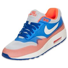 Amazon.com: NIKE Women's Air Max 1 Hyperfuse Premium Shoes, Pure Platinum/Sail/Hyper Blue/Total: Shoes