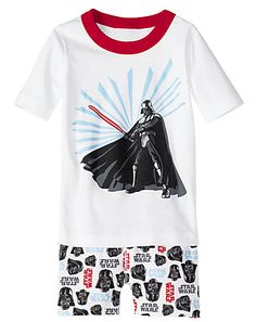 Caped Vader Pajamas for kids. But sadly, no cape.