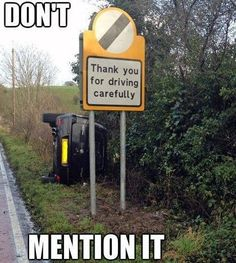 17 Best images about Funny Signs on Pinterest | Funny road signs ...