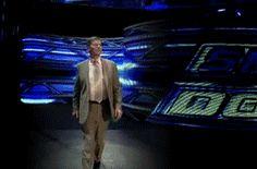 100% FRESH    #wrestling #wwe #smackdown #john #laurinaitis #gif