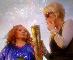 Absolutely Fabulous London Olympics