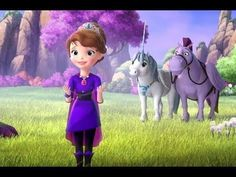 """Sofia The First """"The Mystic Isles: The Mare Of The Mist"""" (Trailler) - YouTube Sofia The First Cartoon, Sofia The First Characters, Princess Sofia The First, Disney Princesses And Princes, Disney Princess Drawings, Cartoons Love, Disney Cartoons, Disney Fantasy, Disney Art"""