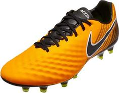 sale retailer 1b034 850a8 Nike Magista Opus II FG – Laser Orange Black
