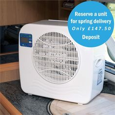 Pre-Order Cool My Camper Air Conditioning
