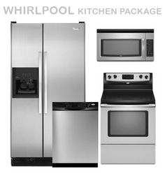 Whirlpool appliances are sleek and can fit into the decor of any kitchen. If yours is broken and in need of repair, call us!