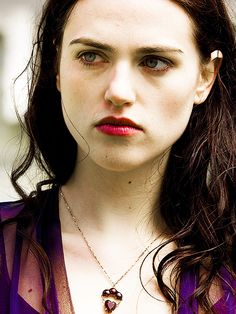 She's so gorgeous! Katie McGrath as the Lady Morgana Pendragon from BBC's hit TV series The Adventures of Merlin.