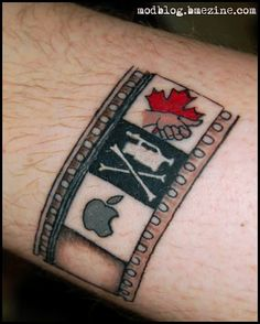 film strip tattoo maybe smaller and with real pics tattooed inside rh pinterest com film strip tattoo film strip tattoo meaning