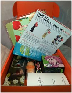 Memebox Thanksgiving Box Collection #1 For Me Review #memebox