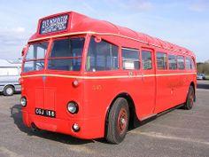 Q83 CGJ188 AEC Q/BRCW Cobham Bus Museum Wisley Airfield