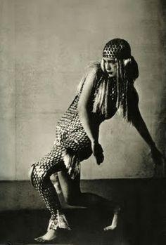 Lucia Joyce dancing at Bullier Ball - Paris, May 1929