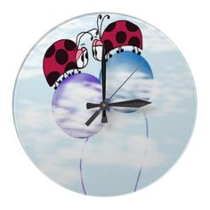 Nowhere But Up From Here! Wall Clock, $26.95