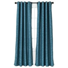 Threshold™ Uptown Stripe Light Blocking Curtain Panel  $30 Target  http://www.target.com/p/threshold-uptown-stripe-light-blocking-curtain-panel/-/A-14307991#prodSlot=_1_4