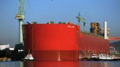 [Vídeo] Prelude, el barco más grande jamás construido