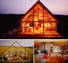 Prefab Weekend House and 9 other pre-fab houses.