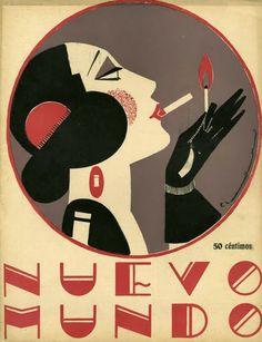 nuevo mundo magazine, 1923