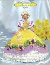 DAFFODIL GOWN crochet patternANNIE'S GLORIOUS GOWNS FLOWER GARDEN COLLECTION
