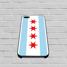 Chicago Flag case for iPhone, iPod, Samsung Galaxy, HTC One, Nexus #iphone  #iphonecase  #case  #hardcase  #plastic  #samsunggalaxycase  #gadget  #phonecell  #celluler
