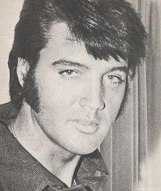 Yes I do love 60's Elvis' Sideburns <3