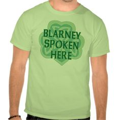 >>>Hello          	Blarney Spoken Here Tee Shirt           	Blarney Spoken Here Tee Shirt we are given they also recommend where is the best to buyThis Deals          	Blarney Spoken Here Tee Shirt Online Secure Check out Quick and Easy...Cleck link More >>> http://www.zazzle.com/blarney_spoken_here_tee_shirt-235410259668721637?rf=238627982471231924&zbar=1&tc=terrest