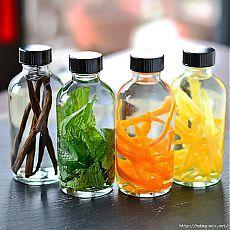 Flavored extracten met zijn eigen handen!     DE WERELD VAN VROUWEN
