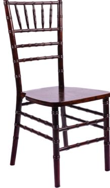 I've been looking for some new furniture for my dining room, and happened to run across this today. I really love the sturdy, classic look with the deep, rich, color paint. I'll have to keep an eye out for more chairs like this, as I think they would really help make a timeless look in a kitchen or dining room.