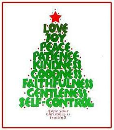"""Hope your holiday is """"fruitful""""."""